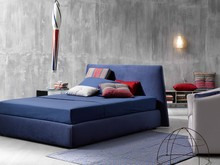 Łóżko CALVIN 90x200 - produkt włoski