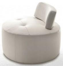 Pufa Lipari to kolejny produkt z ekskluzywnej kolekcji firmy Rosini sofa. Sofa jest obszyta skórą naturalną.<br /><br...
