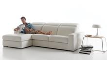 Sofa Loreto to sofa, któa pochodzi z ekskluzywnej kolekcji włoskiej firmy Rosini sofa. Sofa jest tapicerowana w tkaninach lub skóze naturalnej. Tapicerka...