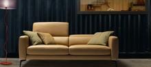 Nowoczesna włoska sofa Mantova jest kolejną przedstawicielką ekskluzywnej kolekcji firmy Rosini sofa. Sofa tapicerowana jest w tkaninach lub skórze...