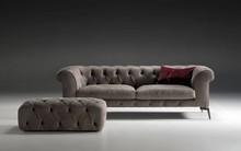Nowoczesna sofa Navona to włoska sofa pochodząca w ekskluzywnej kolekcji Rosini sofa. Sofa jest obszyta naturalną skórą. Dodatkowo producent dołącza...