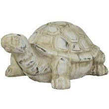 Efektowna,jasna figurka przedstawiającażółwia to przepiękny element dekoracyjny. Figurka doskonale wkomponuje się w wystrój współczesnych...