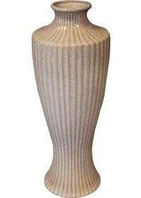 Klasyczny wazon wyróżniający się eleganckim kształtem i subtelnym kolorem będzie stylową ozdobą w każdej aranżacji. Może być świetnym...