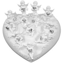 Pełne uroku stojaki ozdobione figurkami aniołków to doskonałe rozwiązanie do wszystkich równie stylowych wnętrz. Wyglądają bardzo ciekawie i...