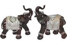 Podobno słoń z uniesioną trąbą przynosi szczęście, dlatego dla wielu osób jest niezbędnym elementem dekoracyjnym, który idealnie może się...