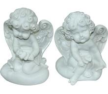 Efektowne, niewielkich rozmiarów figurki przedstawiające aniołki to przepiękne elementy dekoracyjne. Figurki doskonale wkomponują się w różne...