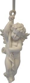 Efektowna zawieszka w formiefigurki przedstawiającej anioła to przepiękny element dekoracyjny. Figurka doskonale wkomponuje się w nowoczesny...
