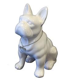 Pies to podobnonajlepszy przyjaciel człowieka, dlatego figurka zjego podobizną idealnie wkomponuje się do każdego mieszkania.  Kolokacja...