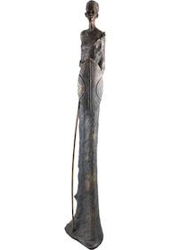 Kolekcja efektownych,smukłych figurek przedstawiających afrykańskich wojowników to przepiękny element dekoracyjny. Figurka doskonale wkomponuje...