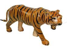 Figurka Tygrys Ze Skóry