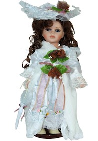 Kolekcja porcelanowych lalek dekoracyjnych to niezwykły zbiór pięknych figurek. Lalki wykonane z duża precyzją i starannością ubrane w ciekawe, bogate...