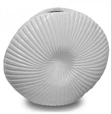 Bardzo oryginalny wazon ceramiczny wyróżniający się ciekawym kształtem będzie świetnym rozwiązaniem do wszystkich stylowych wnętrz. Wkomponuje się...