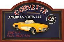 Niebanalna dekoracja ścienna przedstawiająca kultowy samochód to doskonałe rozwiązanie dla każdego fana motoryzacji. To produkt bardzo efektowny,...