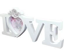 Ramka będąca jednocześnie napisem LOVE może być znakomitym rozwiązaniem do pokoju młodzieżowego czy też nowoczesnego salonu. Prezentuje się bardzo...