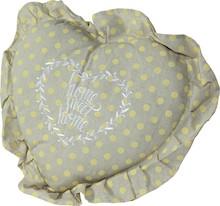 Wyjątkowo eleganckie poduszki w kształcie serca są pełnymi uroku produktami, które spodobają się nawet bardzo wymagającym osobom. Wyglądają bardzo...
