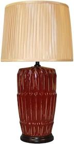 Niezwykle elegancka lampa z kloszem wyróżniająca się ciekawą, wyrazistą kolorystyką znajdzie zastosowanie w wielu wnętrzach. Może być doskonałym...