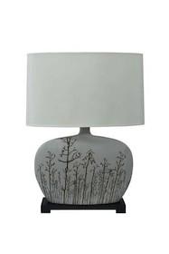 Niezwykle ciekawa i stylowa lampa ozdobiona subtelnym wzorem może być znakomitym rozwiązaniem zarówno do nowoczesnych, jak i bardziej klasycznie...