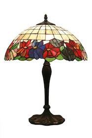 Niebywale efektowna lampa witrażowa znakomicie sprawdzi się w nawet prostych i skromnych wnętrzach. To produkt jedyny w swoim rodzaju, niesamowicie...