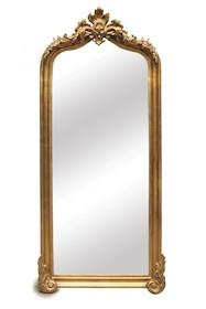 Eleganckie, wysokie lustro będzie doskonałym rozwiązaniem do każdego salonu, przedpokoju oraz wielu innych wnętrz. Prezentuje się niebywale stylowo,...