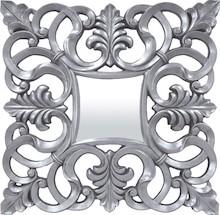To piękne lustro przede wszystkim będzie bardzo stylowym i efektownym elementem dekoracyjnym w każdym wnętrzu. Duża, bogato zdobiona rama prezentuje się...