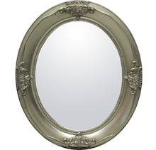Niebywale efektowne lustro w pięknej, bogato zdobionej ramie to znakomite rozwiązanie do wszystkich równie wyszukanych i stylowych wnętrz. Doskonale się...