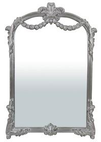 Niebywale efektowne, bardzo stylowe lustro w pięknej, zdobionej ramie to doskonałe rozwiązanie do wszystkich równie eleganckich wnętrz. Będzie się...