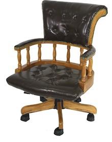 Nietuzinkowe krzesło biurowe o pięknej stylistyce będzie świetnym rozwiązaniem do każdego eleganckiego gabinetu. To jedyny w swoim rodzaju mebel, który...