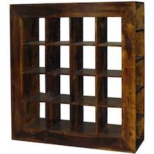 Prosty Kwadratowy Regał na Książki to niezbędnik w każdym mieszkaniu. Dzięki bardzo szerokiej ramie, dodającej nie tylko uroku, uzyskujemy dodatkową...