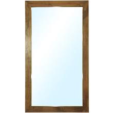Proste lustro w klasycznej, drewnianej ramie wkomponuje się do wielu wnętrz. Sprawdzi się w przedpokoju, sypialni, jak i stylowej garderobie. Dzięki...