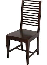 Bardzo stylowe i gustowne krzesło o eleganckiej stylistyce stanie się piękną ozdobą każdej jadalni. Sprawdzi się zarówno we wnętrzach nowoczesnych,...
