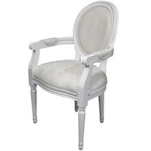 Niezwykle stylowe krzesło we francuskim stylu to mebel bardzo wytworny, który znajdzie zastosowanie w wielu wnętrzach. Będzie znakomitym rozwiązaniem do...