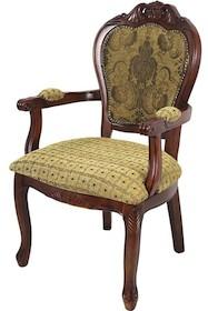 Wyjątkowe krzesło z podłokietnikami to bardzo komfortowy mebel, który sprawi, że nawet codzienne posiłki odbędą się w niepowtarzalnej atmosferze. To...