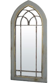 Bardzo oryginalne lustro przypominające okno w średniowiecznym kościele to produkt, obok którego nie da się przejść obojętnie. Do każdego wnętrza...