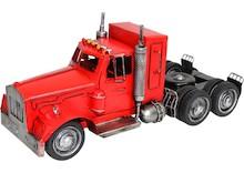 Repliki takich pojazdów jak stare motocykle, stare samochody osobowe, ciężarówki, lokomotywy, a nawet czołg to gratka dla każdego fana motoryzacji....