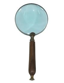 Eleganckie, wyjątkowo gustowne szkło powiększające sprawdzi się we wszystkich szykownych i równie stylowych wnętrzach. Wkomponuje się nawet do bardzo...