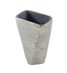 Wysoki wazon ceramiczny w szarym kolorze wkomponuje się do bardzo wielu wnętrz. Będzie się znakomicie prezentował w aranżacjach nowoczesnych, jak i...