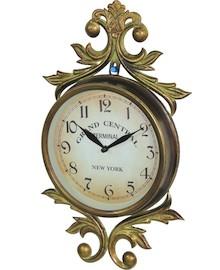 Niezwykle stylowy i elegancki zegar będzie wyjątkową ozdobą do każdej aranżacji. To produkt bardzo efektowny, który na pewno spodoba się nawet bardzo...