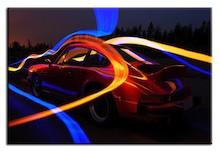 Niebanalne oraz bardzo efektowne obrazy przedstawiające kolorowe, kultowe, bardzo stylowe samochody będą świetnym rozwiązaniem do wnętrz wszystkich...