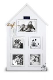 Ramka na zdjęcia w formie domku może być dobrym rozwiązaniem do każdego salonu. Pozwoli na ładne i efektowne wyeksponowanie wspólnych, rodzinnych...