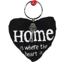 Uroczy breloczek do kluczy w kształcie serca to sympatyczny dodatek, który może się sprawdzić jako upominek dla kogoś bliskiego. Spodoba się wielu...