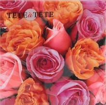 Serwetki Bunch Of Roses cechują się bardzo wyrazista kolorystyką, dzięki czemu wyglądają bardzo stylowo i efektownie. Mogą być piękną dekoracją...