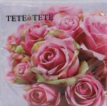 Piękne serwetki Elegant Roses będą efektownymi dekoracjami każdego kuchennego lub jadalnianego stołu. Są niebywale eleganckie, bardzo stylowe i na pewno...