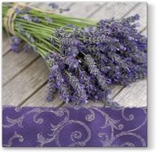 Serwetka Lavender In The Country to wyjątkowo urocza ozdoba każdego stołu. Będzie się świetnie prezentowała w każdej kuchni lub jadalni urządzonej w...