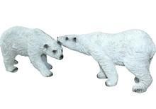 Figurka niedźwiedzia polarnego wykonana z dbałością o szczegóły w kilku sugestywnych pozach, doskonała jako element wystroju. Idealna do salonu czy...
