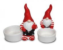 Ceramiczna figurka krasnala z wielką czerwoną czapą i gęstą białą brodą to niezwykle komiczny przedmiot, który rozweseli wiele osób. Figurka może...