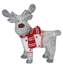 Renifer, to zwierzę które kojarzy się prawie wszystkim ze świętami i zaprzęgiem świętego Mikołaja. Figurka z podobizną rena to niezbędnik podczas...