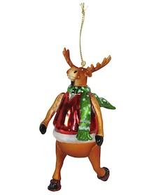 Efektowne, pięknie wykonane i bardzo dekoracyjne bombki to wyjątkowe ozdoby na świąteczne drzewko. Każdy model jest inny i oryginalny, dlatego można...