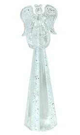 Efektowna, szklana figurka przedstawiająca anioła to przepiękny element dekoracyjny. Figurka doskonale wkomponuje się w nowoczesny wystrój...
