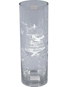 Nowoczesny szklany wazon udekorowany ciekawym wzorem może być znakomitym rozwiązaniem do wszystkich designerskich wnętrz. To produkt efektowny i bardzo...