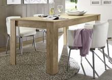 Stół nierozkładany PALMA DĄB NATURALNY o wymiarach 180/90cm, wykonany jest z płyty laminowanej i dostępny także w mniejszym wymiarze.<br...